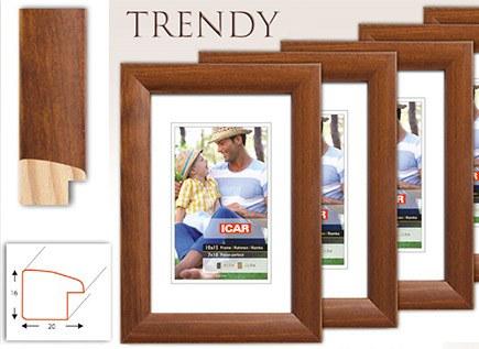 Ramka drewniana Trendy